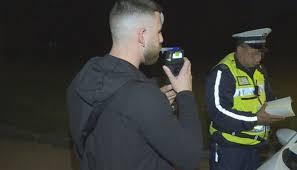 35-годишен видинчанин седнал зад волана с 2.02 промила алкохол