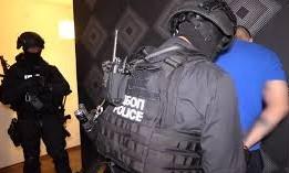 10 задържани при мащабната акция срещу наркоразпространението