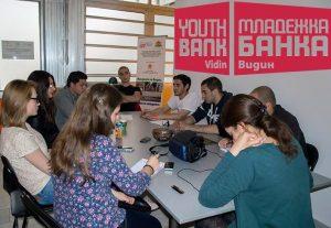 Младежка банка – Видин обяви конкурс за набиране на проектни предложения