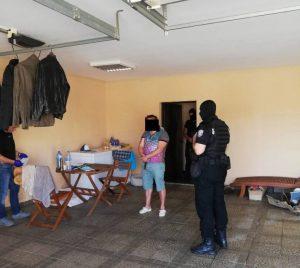 ГДБОП удари група за разпространение на наркотици в три области