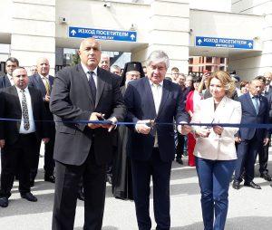 Министър-председателят откри 75-ия Международен технически панаир в Пловдив