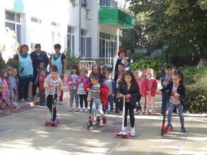 Община Видин отново се включи в  Европейската седмица на мобилността (Снимки)