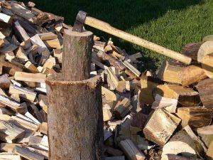 Над 10 кубика незаконни дърва иззеха от два имота в Арчар