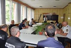 22 служители от пожарната във Видин и областта получиха писмени похвали на тържествена церемония