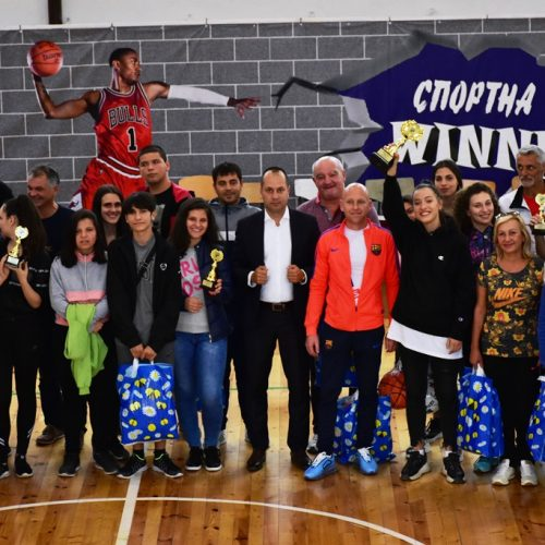 Кметът на Враца награди победителите в Ученически игри 2018/2019 (Снимки)
