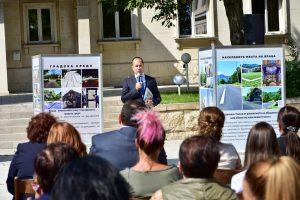 Кметът на Враца представи публичен отчет за 2015-2019 (Снимки)