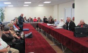 Акад. проф. Веселин Борисов представи своите 5 нови книги