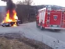 Екипи на РСПБЗН-Видин и Белоградчик потушили няколко пожара през уикенда