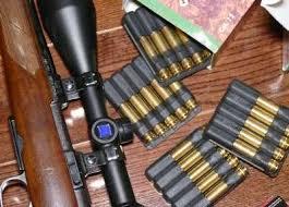 Полицията иззе оръжие, взривни материали и боеприпаси, без разрешително