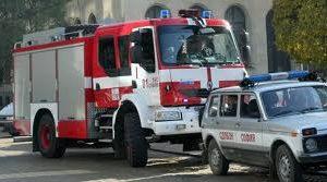 Гасиха пожар във Видин
