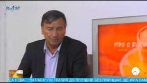 """Борис Николов, кмет на Белоградчик: """"Залагам на свършеното до момента за предстоящите избори"""" ( Утро с Видин Вест)"""