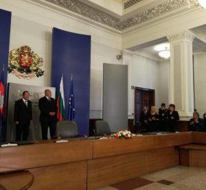 Борисов и премиера на Камбоджа подписаха споразумение
