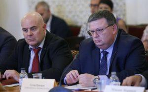 Без дебат: ВСС освободи от длъжност Сотир Цацаров