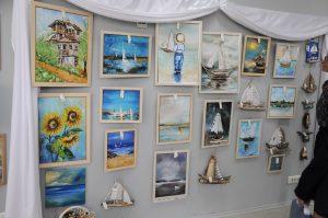 Видински художници представиха живописна изложба (СНИМКИ)