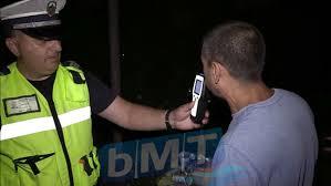 Пиян 26-годишен счупи дрегера с 3,56 промила алкохол във видинско