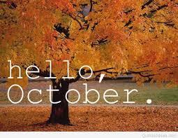 На 1 октомври отбелязваме няколко световни празника