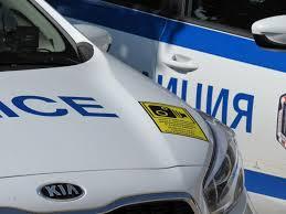 Вандалска проява със служебена кола на полицията във Видин