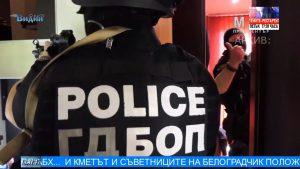 Седем задържани при спецакция във Враца (новините на Видин Вест -обедна емисия)