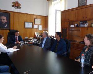 Холандски и български полицаи обменят добри практики на обучение в Кърджали