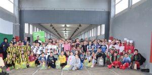 """Видин бе домакин на състезание под мотото """"Спортът е по-добрият начин децата да пораснат"""" (Снимки)"""