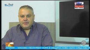 """Юли Петров: """"Обръщам се към вечните общински съветници да не сформират групи по интереси"""" (Утро с Видин Вест)"""