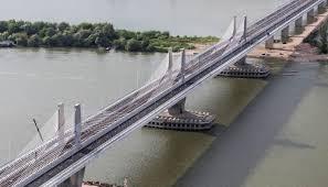 Затварят едната пътна лента на Дунав мост 2