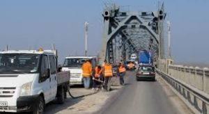 Ограничават движението на Дунав мост Видин-Калафат