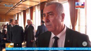 """Oгнян Ценков:""""Коалицията със СДС на национално ниво, не означава, че ще покрепяме всичко в общинския съвет, ние ще работим за доброто на Видин"""" (Утро с Видин Вест)"""