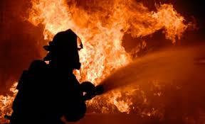 Пожар горя в жилищна сграда във Видинско