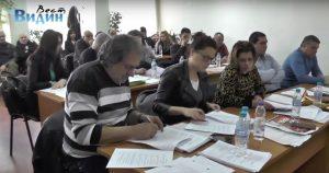 Последното заседание за 2019 г. на ОбС Ново Село премина в множество спорове
