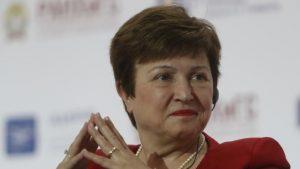Кристалина Георгиева e на 15 място в класация за стоте най-влиятелни жени