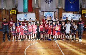 Коледен баскетболен турнир се проведе на Стефановден във Видин