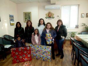 Деца от Борован повярваха, че по Коледа се случват чудеса