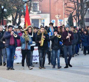 Професионалната техническа гимназия във Враца отбеляза годишнина (Снимки)