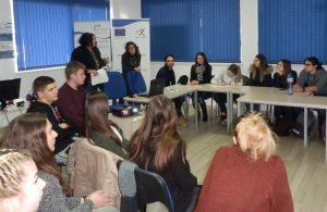 ОИЦ-Видин – участник в дейностите на пилотен проект на Европейската комисия (Снимки)