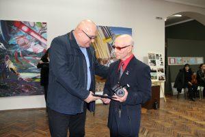 Кметът на Видин поздрави почетния гражданин Богомил Петров за 80-годишния му юбилей (Снимки)
