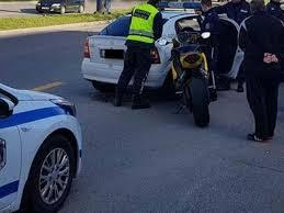 30-годишен отива на съд, хванат да се вози с нерегистриран мотоциклет