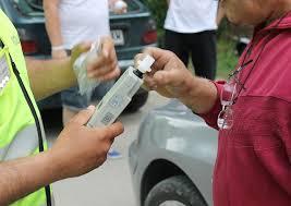Катаджии спипаха неправоспособен и с 1,20 промила водач от село Аспарухово