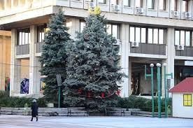 Тази вечер ще грейне коледната елха във Видин