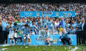 Манчестър Сити фаворит на букмейкърите в Шампионска лига
