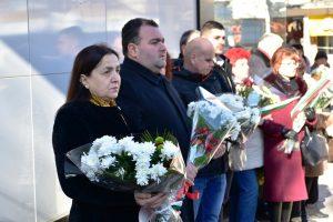 Враца се преклони пред паметта на жертвите от бомбардировката през 1944 г
