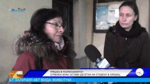 Десетки мръзнат по над 2 часа на ден заради спрян влак (утро с Видин Вест)
