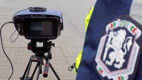 Едноседмична специализирана полицейска операция за контрол на скоростта започва от утре в област Монтана