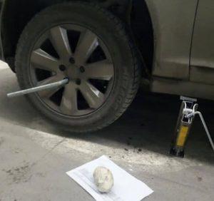Гранични полицаи задържаха 260 грама наркотично вещество