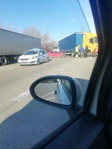 26-годишна видинчанка e пострадала във вчерашната катастрофа между ТИР и лека кола във Видин (ОБНОВЕНА)