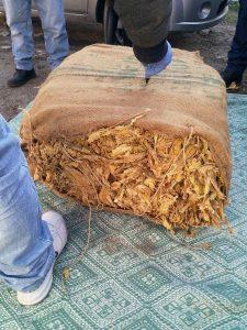 Голямо количество нелегален тютюн иззели служители на Районно Управление-Видин