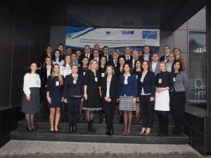 Европейски проект обединява МВР – Видин и Враца да работят съвместно с Полицейски инспекторат на окръг Долж – Румъния (Снимки)