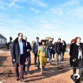 Цвета Караянчева на работна визита във Враца (Снимки)