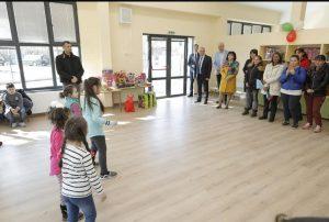 Председателят на Народното събрание откри нова детска градина в село Бело поле (СНИМКИ)