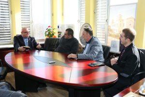 Кметовете на Видин и Зайчар проведоха работна среща (Снимки)
